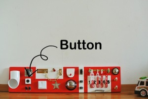 Bright busyboard elements