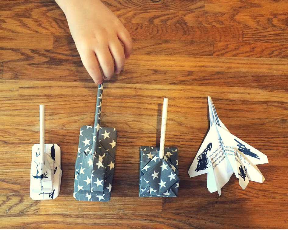 10 Cool Origami that Will Get Your Kids Excited - OyBoy | 756x945